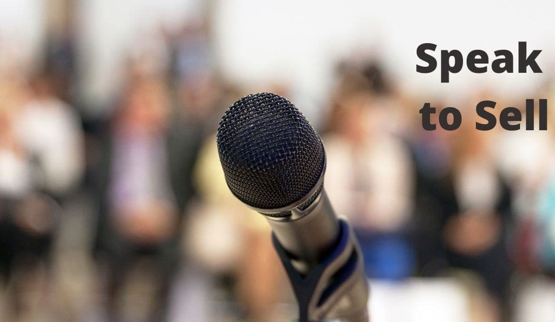 Selling a Product Speech Example
